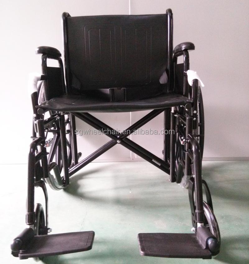 K1 sillas de ruedas con 18 pulgadas tama o del asiento iso ce y aprobado por la fda suministros - Tamano silla de ruedas ...