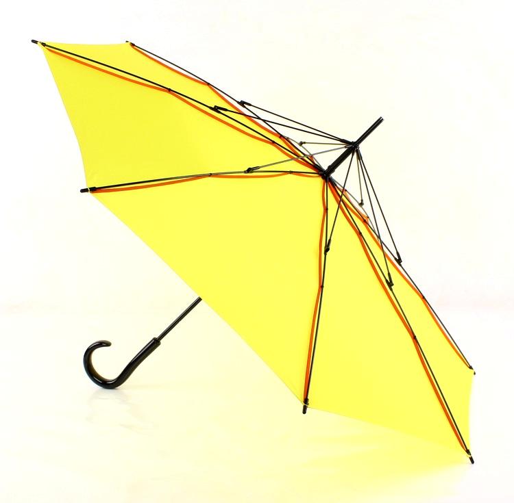 Novelty Umbrella Fashion Reverse Umbrellas Windproof Clear Rain ... 78a4a4ac4b03e
