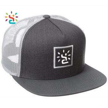 3b6aa633313 Wholesale Mesh Trucker New Style Snapback Caps And organic Hats Custom  embroidery woven logo baseball cap