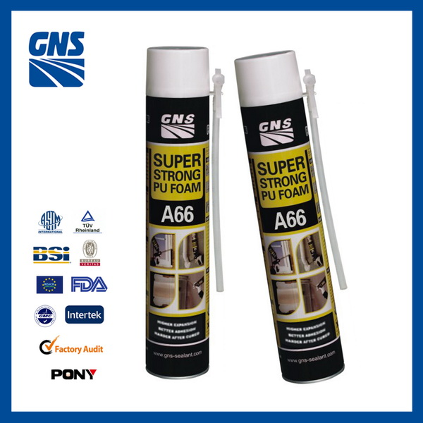polyurethane sealant adhesive foam spray equipment
