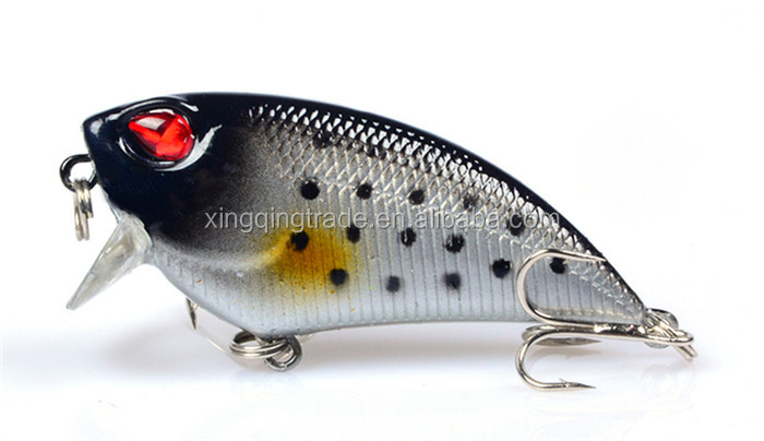 5.5cm/5.6g Hard Fishing Lure Crank Bait Fishing Baits