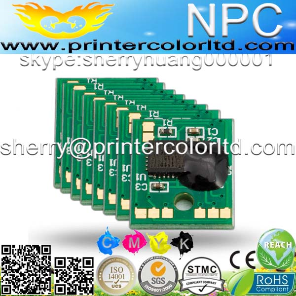Compatible for Lexmark MS810 MS811 toner chip 25K 5 regions version available 100% tested