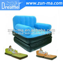 inflatable mobile phone sofa holder, inflatable double sofa chair, inflatable single sofa