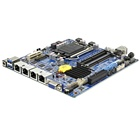 4 Gigabit Ethernet Network Security Firewall Service Mini Itx Motherboard ZC-DN-H310QV