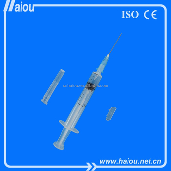 Medical Auto Disable Syringe(ad Syringe )