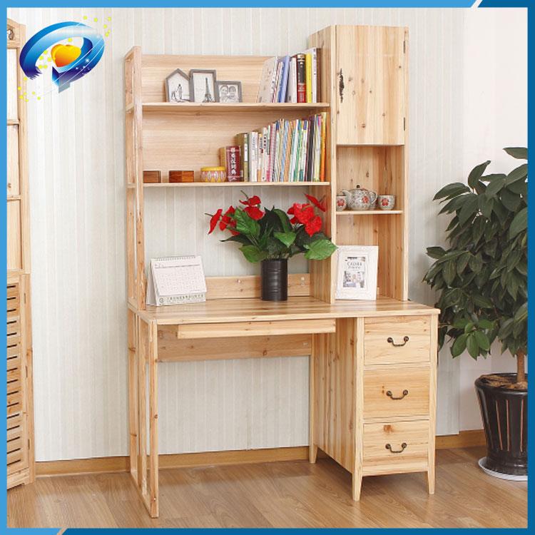 venta caliente nuevo estilo de la moda moderna de madera escritorio pc