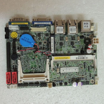 WAFER-PV-D5252-R10 D525 3.5'' industrial mainboard CPU Card tested working