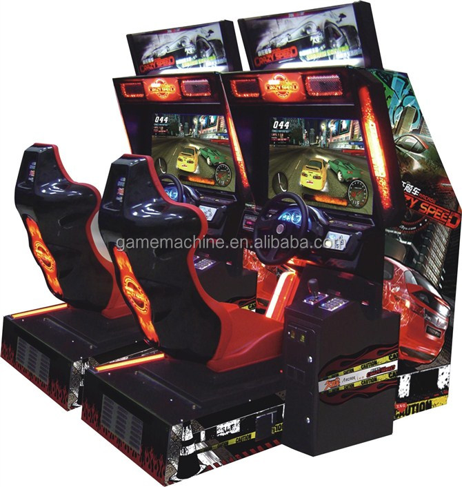 philippines game machines racing need for speed carbon arcade