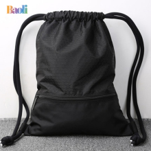 빛 야외 여행 Foldable 방수 Drawstring Backpack