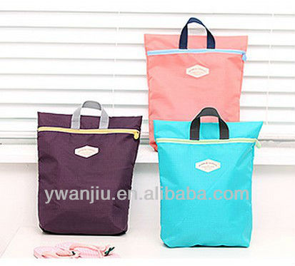 Supply fashion Nylon storage bag