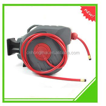 expandable automatic rewind garden hose reelauto roll up hose reel retractable garden - Retractable Garden Hose Reel