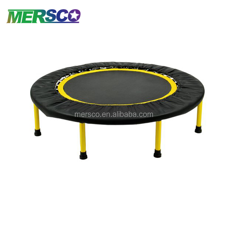 Kids Indoor Wholesale Mini Jumping Spring Foldable Trampoline Bounce Rebounder
