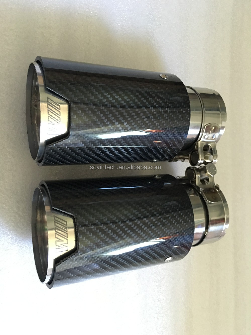 Top Quality Car Carbon Fiber Exhaust End Tips For Bmw Buy Exhaust Tips For Bmw Product On