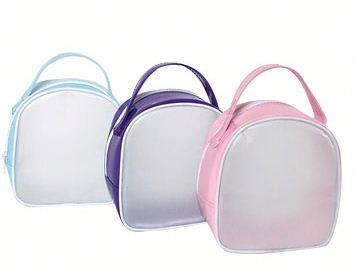 Multifunctional glitter pvc cosmetic bag with good price