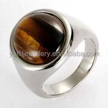 auctions s pin silver gemstone eye new men stone ring every rings day tiger istanbuljewellery jewellery