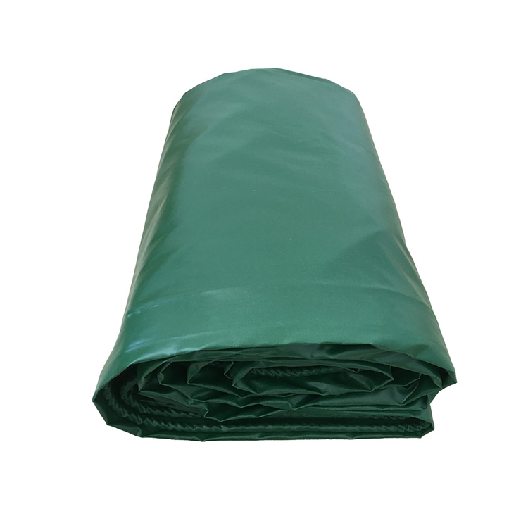 150g/m2 8*12M 6*8M Stock PVC Coated Tarpaulin Roll