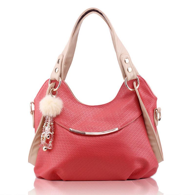Get Quotations · 2015The Fashion women handbags Cheaper shoulder bags large  leather handbags cheap handbags 6caa898ba33aa