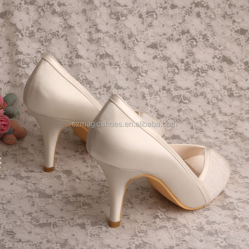 Payless Wedding Shoes: Wedopus Payless Shoes Women White Wedding