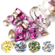 K9 high quality LS color rhinestone pointback fancy crystal stone nail art decorations garment accessories