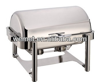 Luxury Roll top Chafer / Chaffing Dish Buffet