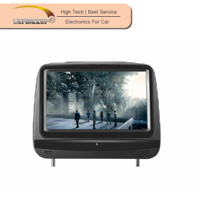 9'' car headrest dvd player CD/IR/FM/USB/SD with ir transmitter usb port