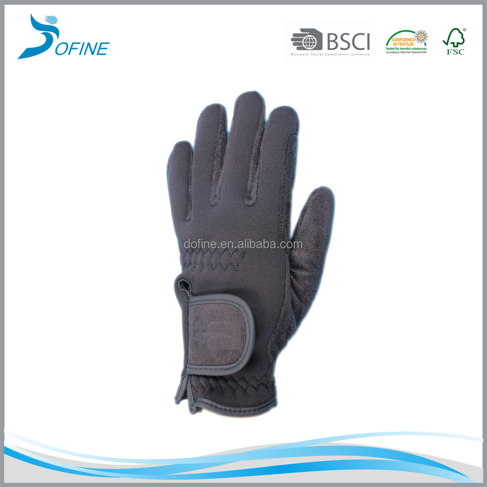 Ladies leather horse riding gloves - Winter Horse Riding Gloves Winter Horse Riding Gloves Suppliers And Manufacturers At Alibaba Com