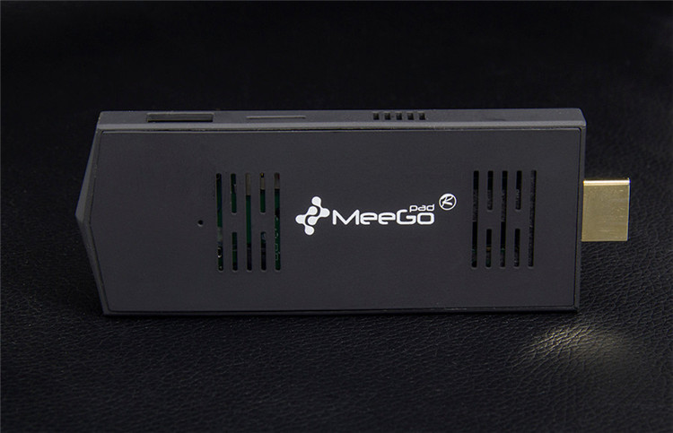 New Arrival Meegopad T02 PC Stick windows8.18.1(dual os)OR UBUNTU update win10 Dimension 110mmX43mmX9.9mm Mini PC
