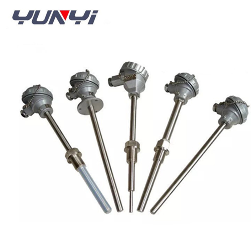 China supplier temperature B S K E R J N type thermocouple