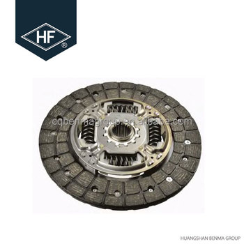 Top quality Japan cars clutch plate 31250-12520 size 215x140x21x24 mm