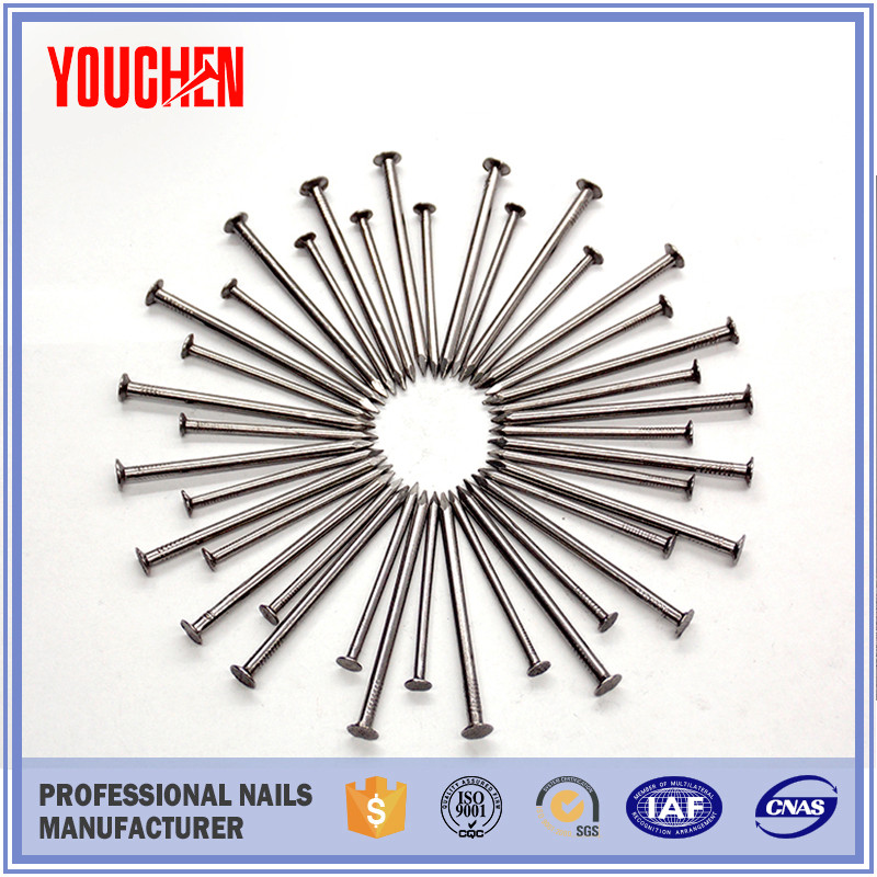 common Wire Nails roof nails making machine price