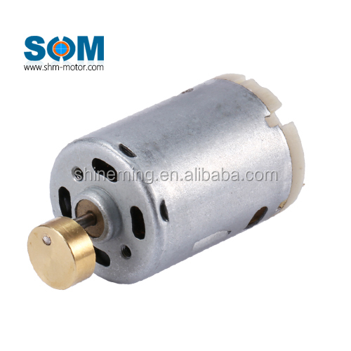 High speed top quality 385 Dc Vibration Motors for massager