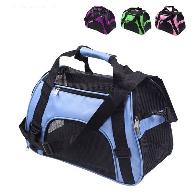 1a412ff7e7 RoblionPet China Factory OEM Airline Approved Dog pet carrier cat travel bag