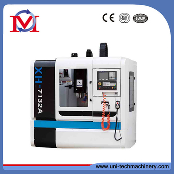 XH7132A China small 3 axis vertical cnc machine center