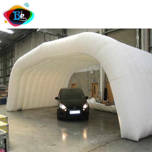 Factory direct wholesale cheap inflatable hail proof car cover