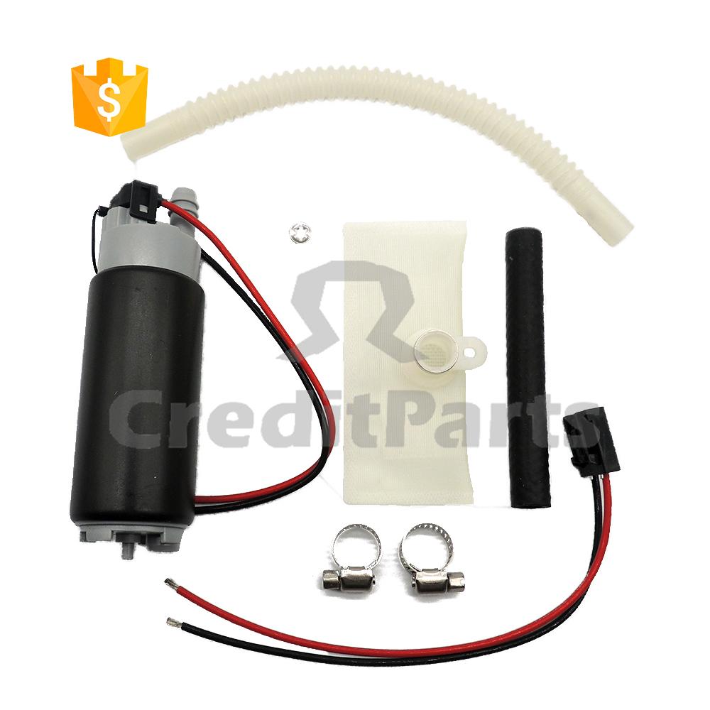 haut d bit universel pompe carburant thanol compatible e85 340lph pompe pour voitures de. Black Bedroom Furniture Sets. Home Design Ideas