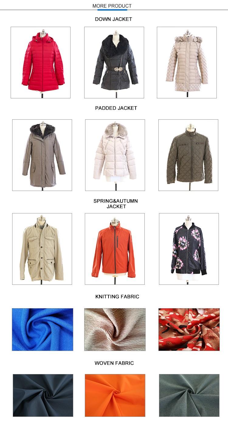 Oem Odm Service China Suppliers Ladies Woodland Jacket