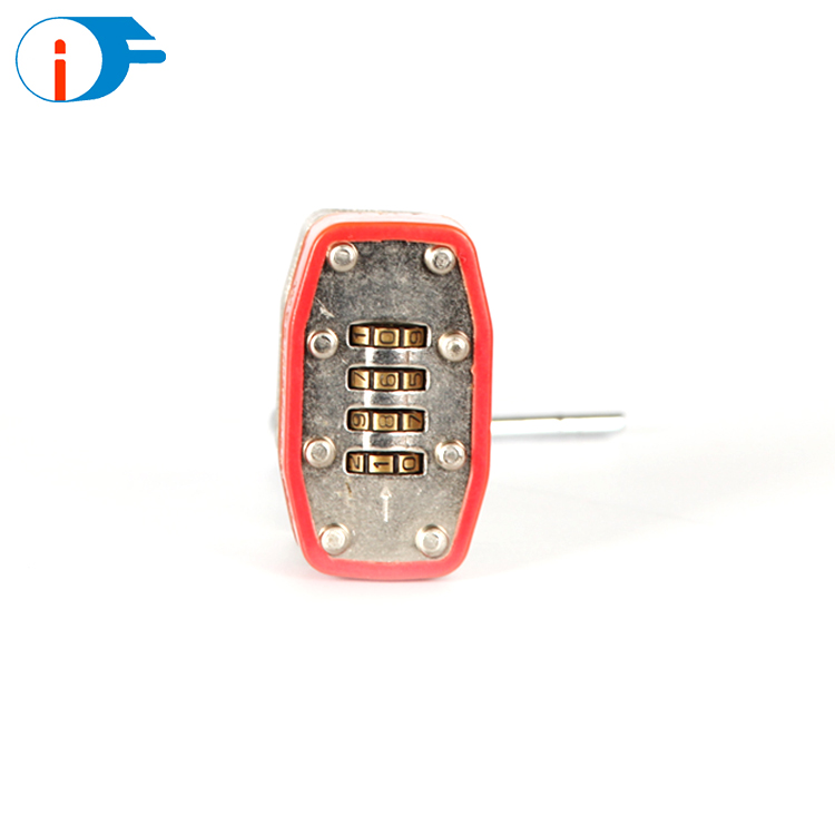 Widely Usage Small Safe Deposit Box 4 Digit Combination Lock