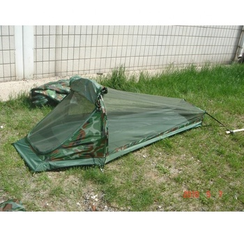 one man military tent