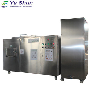 food digester and food waste machine for small kitchen, compost garbage disposer by microorganism