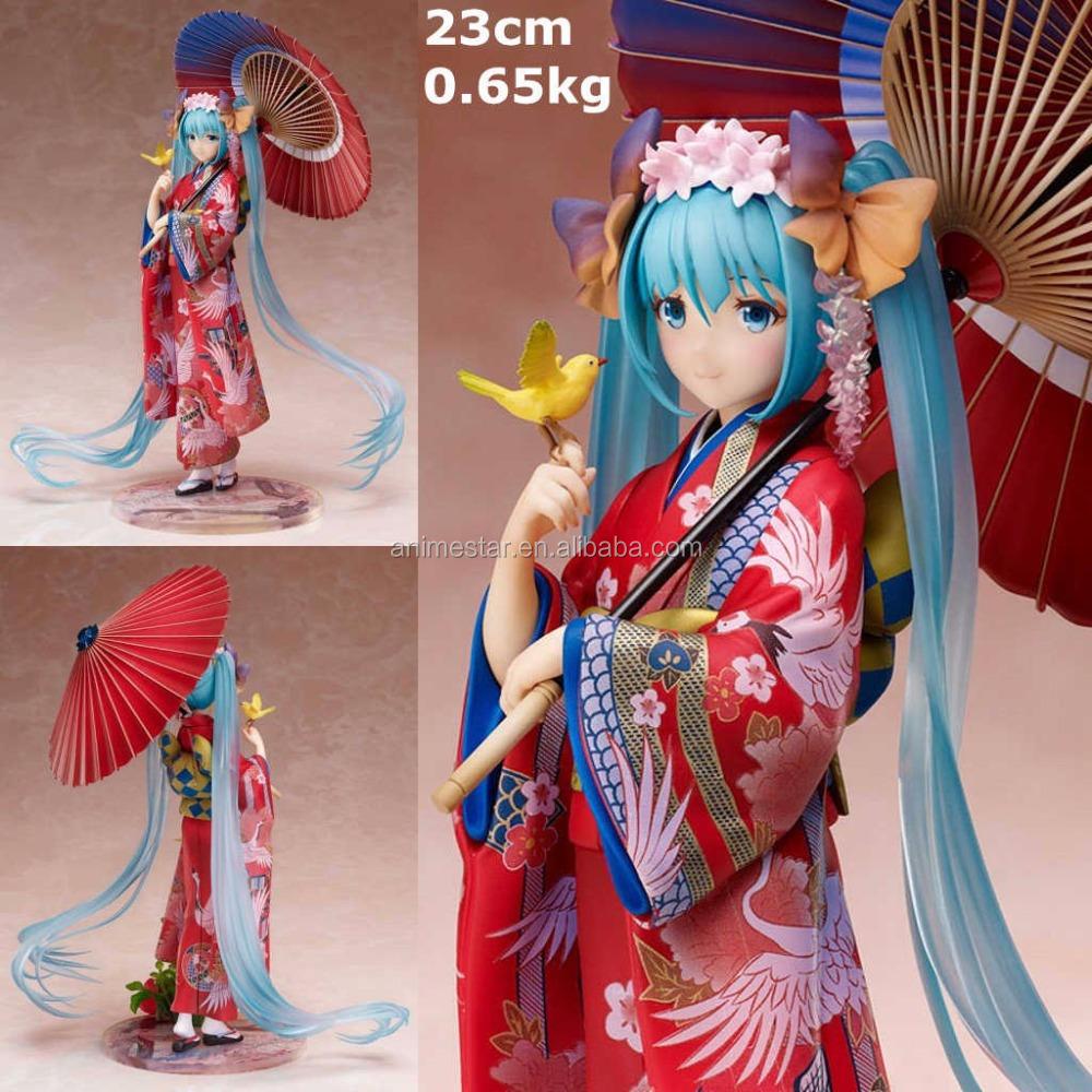 Efficient Hatsune Miku Action Action Figure Anime Model Girl Flower Miku Dolls Decoration Collection Figurine Toys Gifts 21cm Toys & Hobbies