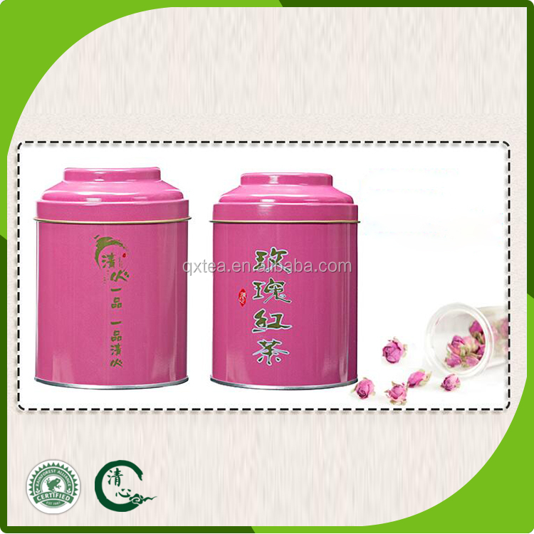 Best aroma Rose Flavor Black Tea for keep fit