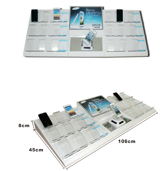 2015 Samsung Shop Counter Design Showcase Mobile Phone Display ...