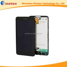 For Nokia Lumia 630 digitizer touch+ lcd display screen+ frame assembly