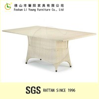 walmart dining room tables/glass dining table LG07-7006