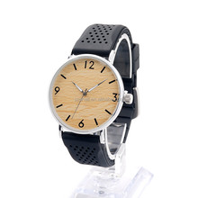 Free shipping quartz wrist watches with stainless steel watch case for men