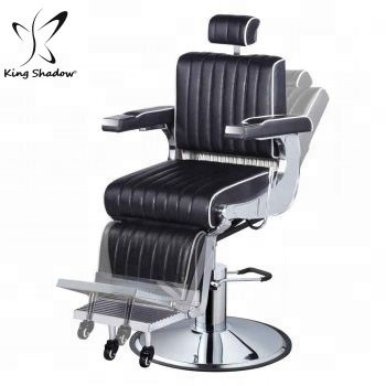 ARTIST HAND Black All Purpose Hydraulic Recline Barber Chair Salon Beauty Spa Shampoo Styling Chair for Beauty Shop