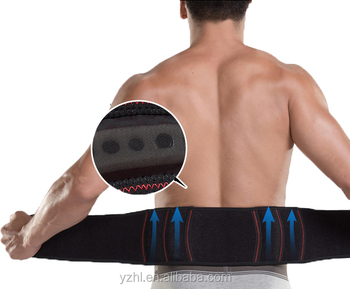 Adjustable Summer Waist Support and Elastic Lumbar Protector