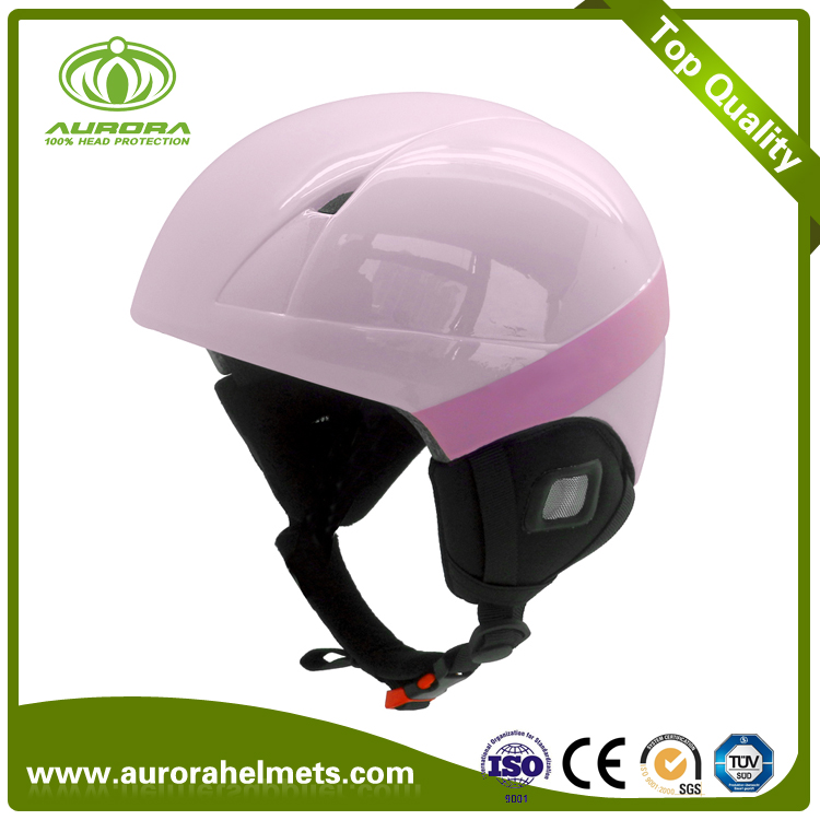 Custom CE Standard Winter Sport Helmet Ski Helmet 3