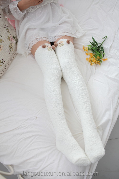 socks manufacturers knee high home cute socks