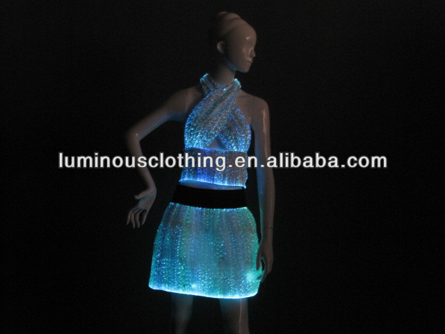 The Newest Quick Change Led Fairy Costumes/ Stage Clothing For ...